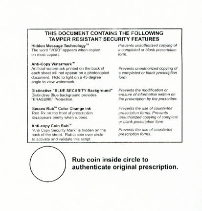 Coin Reactive security